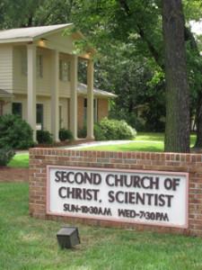 Christian Science Church, Raleigh